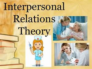 Interpersonal Relations Theory by Hildegard Peplau