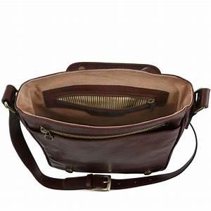Sac Bandoulière Cuir Marron : sac bandouli re cuir homme tuscany leather ~ Melissatoandfro.com Idées de Décoration