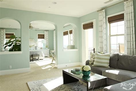 Palladian Blue Master Bedroom-interiors By Color