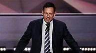Who is Peter Thiel's Wife or Husband (Matt Danzeisen)?