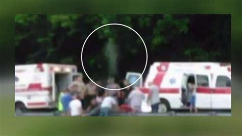 Photo At Fatal Kentucky Crash Shows Spirit Leaving Body