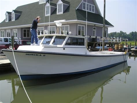 Chesapeake Boats For Sale by Deadrise Buyboat Pics The Hull Boating And