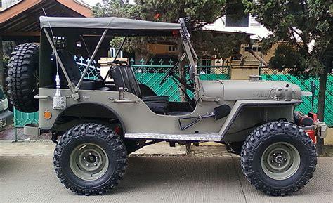 Modifikasi Willys Offroad by Gambar Modifikasi Mobil Jeep Willys Terkeren Dan