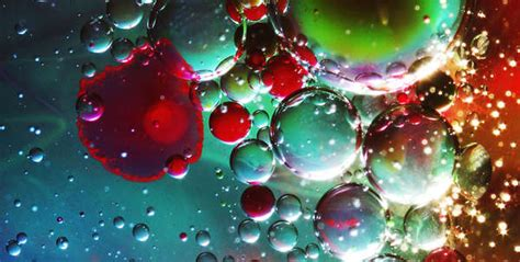 Dream Like Bubble Photography Colorful Bubbles