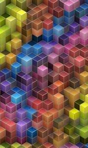 Cube Colorful Colors Background Free Stock Photo - Public ...