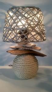 Lampe Bois Flotté : 17 meilleures id es propos de lampe en bois flott sur pinterest lampe corde meubles en ~ Teatrodelosmanantiales.com Idées de Décoration