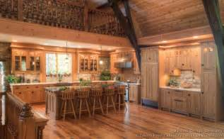 kitchen island pot rack lighting log home kitchens pictures design ideas