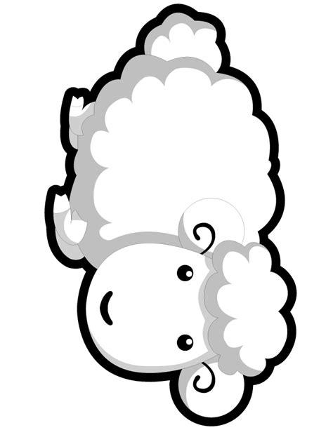 baby sheep drawing  getdrawings