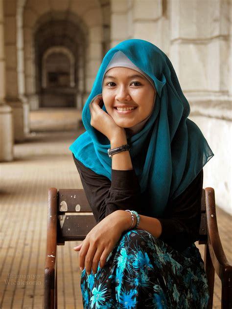 blue hijab hijab style