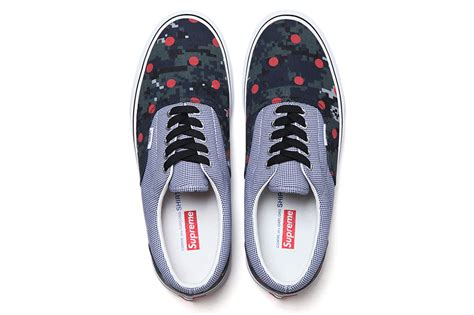supreme clothing shoes vans supreme shoes collaboration
