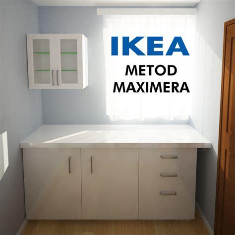Ikea Küchenschränke Metod by 3d Model Ikea Metod Maximera