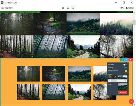 bootstrap gallery bootstrap gallery template