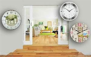 Wohnzimmer Uhren Stehend : wanduhren armbanduhren im uhrenshop online kaufen ~ Indierocktalk.com Haus und Dekorationen