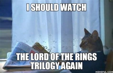 Funny Lord Of The Rings Memes - again and again