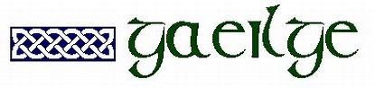 Irish Gaelic Handout