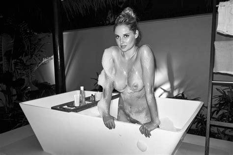 Genevieve Morton Naked In The Bathtub Scandal Planet