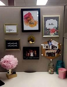 Cute Cubicle Decorations