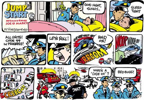 New Sunday Comics