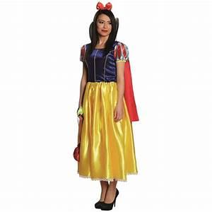 Deguisement Princesse Disney Adulte : d guisement blanche neige adulte disney femme deluxe ~ Mglfilm.com Idées de Décoration