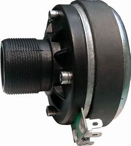 Prv Compression Driver 1 U0026quot  Voice Coil Diameter 8 Ohms 75