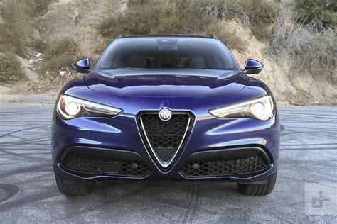 2018 Alfa Romeo Stelvio Ti Sport Awd Review