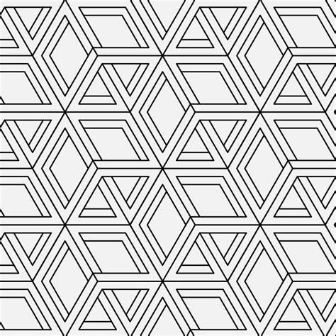 geometric illusion  custom wallpaper