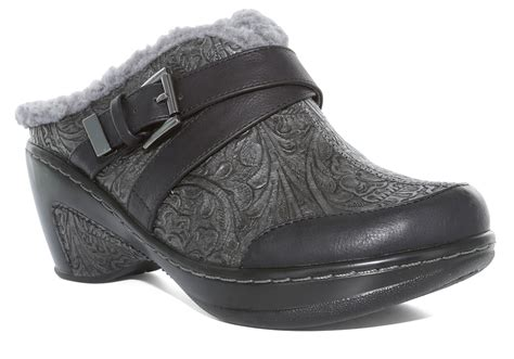 Decorator Pattern C Logging by Womens Jbu By Jambu Design Sweden Clog Black