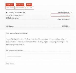 Kündigung Vorlage Pdf : sportverein k ndigung vorlage download chip ~ Eleganceandgraceweddings.com Haus und Dekorationen
