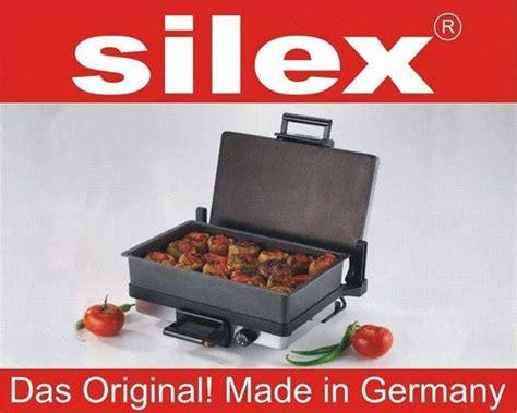 Silex Grill Kontaktgrill Multigrill Jumb In Schoenenberg