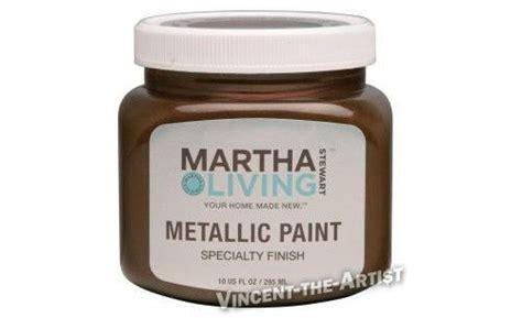 martha stewart living paint specialty finish metallic