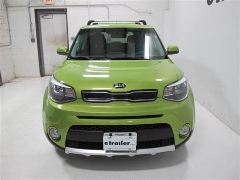 kia roof rack thule roof rack for kia soul 2014 etrailer