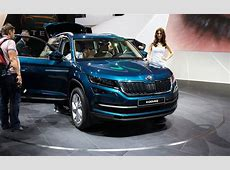 2017 Skoda Kodiaq sevenseat SUV revealed, Australian