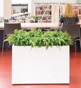 Pflanztrog Raumteiler Fiberglas : pflanzk bel fiberglas block wei 90 cm im greenbop online shop kaufen ~ Sanjose-hotels-ca.com Haus und Dekorationen