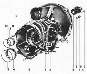Pelican Parts  Porsche 914 Transmission Bearings