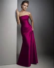 fuschia bridesmaid dress im getting married - Fuschia Bridesmaid Dresses