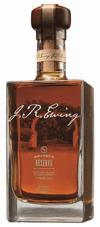 Jr Ewing Bourbon Reserve Private 750ml Liquor