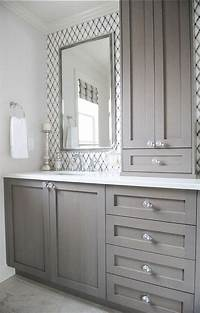 bathroom cabinet ideas Give Your Bathroom a Budget-Freindly Makeover | ConfettiStyle