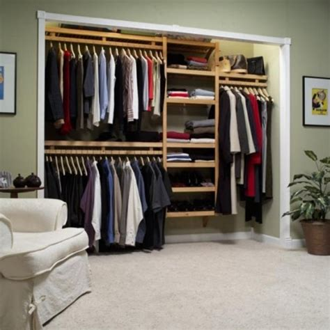louis home standard closet system decorating styles