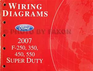 004 Ford F 250 Super Duty Wiring Diagrams