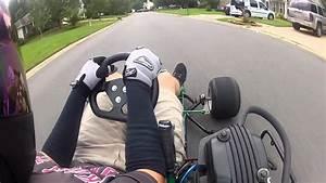 Shifter Kart  Honda Xr80 Motor