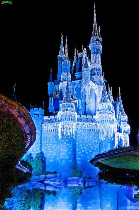 icicle castle  closer walt disney world magic