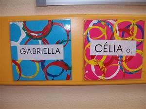 Décoration Porte Manteau Maternelle : empreintes de verres porte manteaux des arts visuels ~ Dailycaller-alerts.com Idées de Décoration