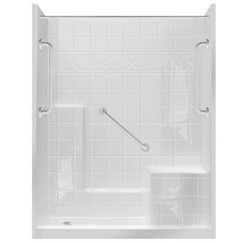 home depot shower enclosures prefab shower home depot interior one fiberglass shower stalls bathroom