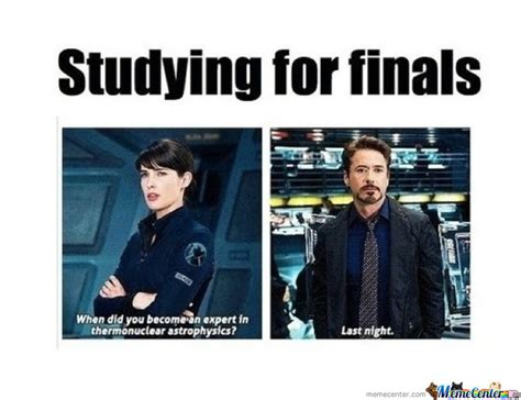 Studying For Finals Meme - how to study for finals by mutian00 meme center