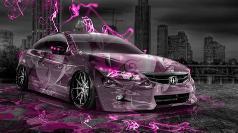 honda accord coupe jdm anime aerography city car  el