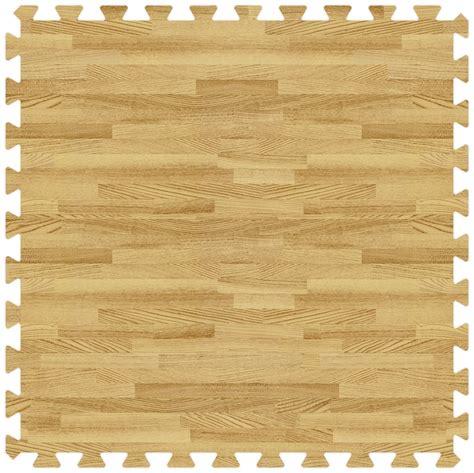 brava foam rubber tiles woodgrain collection driftwood