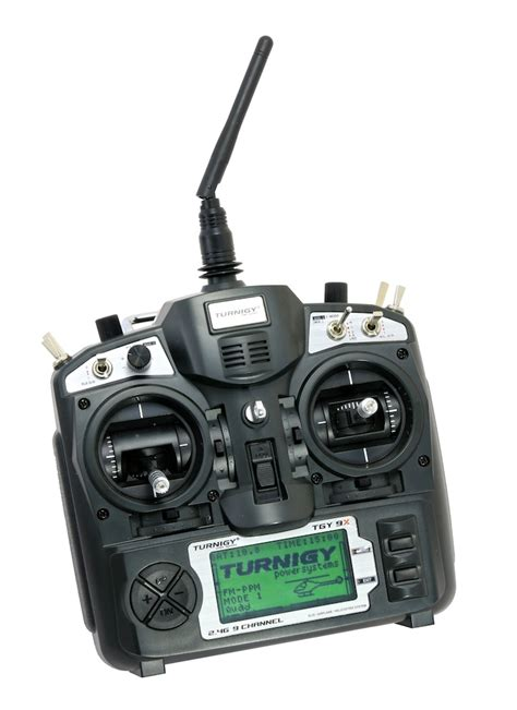 Turnigy Transmitter Receiver Mode Flying Tech