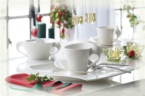Villeroy & Boch New Wave Kaffee Set 12tlg V&b Porzellan