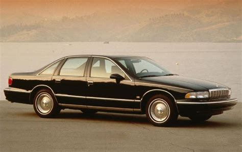 how to sell used cars 1994 chevrolet caprice free book repair manuals 1994 chevrolet caprice used 1994 chevrolet caprice pricing for sale edmunds
