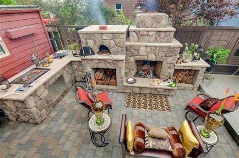 Outdoor Küche Stein by Outdoor K 252 Che Haus Bauen Ideen Mit M 246 Bel Zubeh 246 R Einrichten
